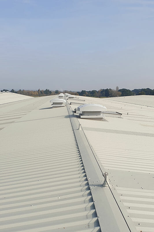 Roof protection systems