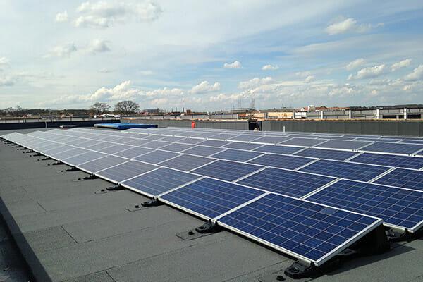 Bauder Solar Panels