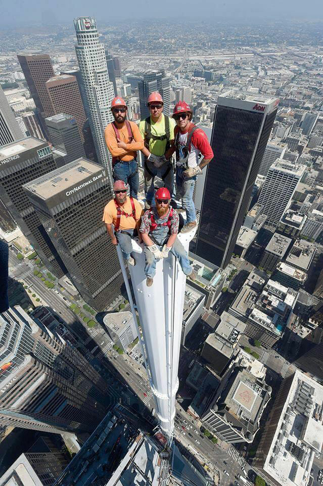 Working from height